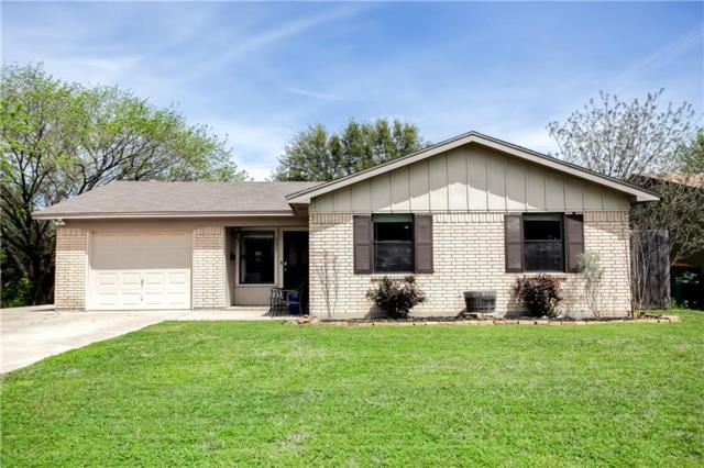 537 Ridgecrest Drive, Lewisville, TX 75067 (MLS #14057699) :: The Heyl Group at Keller Williams
