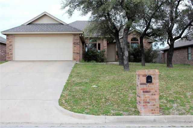 316 Cactus Valley, Stephenville, TX 76401 (MLS #14057738) :: RE/MAX Town & Country
