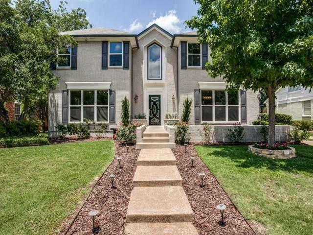 4630 Beverly Drive, Highland Park, TX 75209 (MLS #14057783) :: The Chad Smith Team