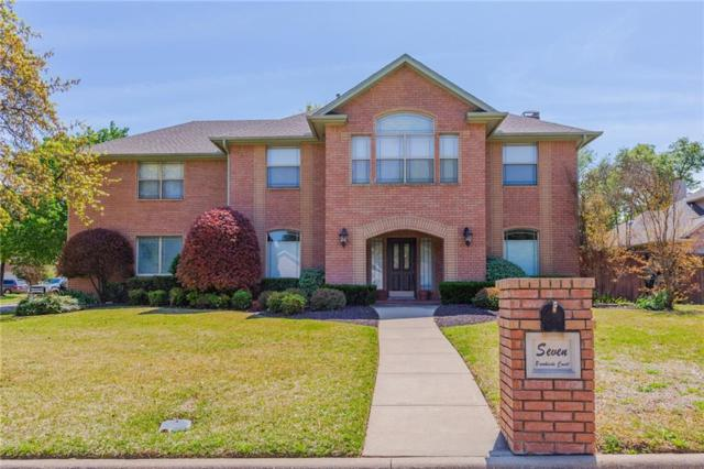 7 Brookside Court, Mansfield, TX 76063 (MLS #14057836) :: The Tierny Jordan Network