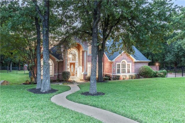 2905 River Bend Trail, Flower Mound, TX 75022 (MLS #14057916) :: Real Estate By Design