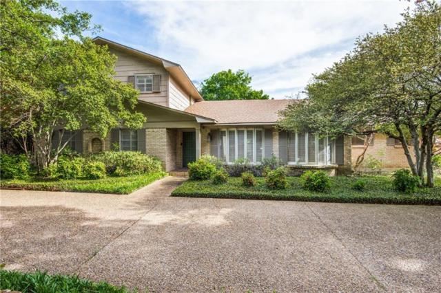 5338 W University Boulevard, Dallas, TX 75209 (MLS #14057942) :: The Mitchell Group