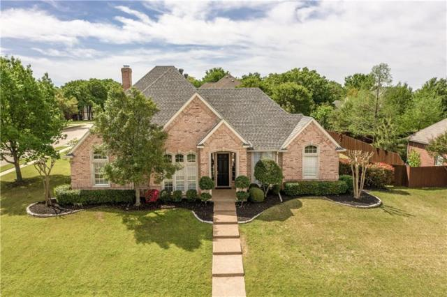 1612 Greenhill Court, Keller, TX 76248 (MLS #14057965) :: The Heyl Group at Keller Williams