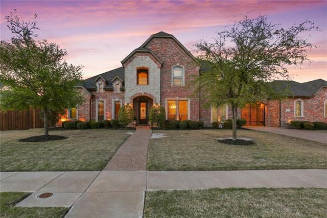 1111 Three Rivers Drive, Prosper, TX 75078 (MLS #14058065) :: RE/MAX Town & Country