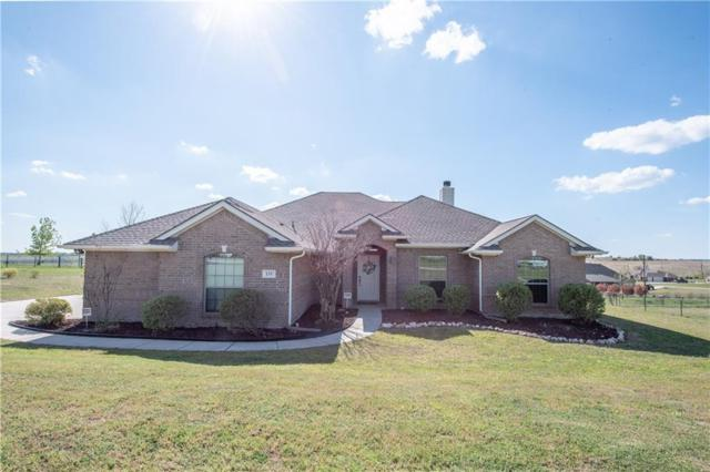 135 Owen Circle, Weatherford, TX 76087 (MLS #14058121) :: The Daniel Team