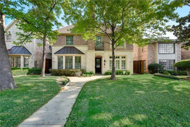 3451 Normandy Avenue, University Park, TX 75205 (MLS #14058157) :: The Rhodes Team