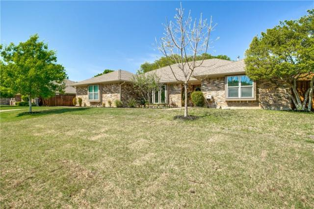 126 Meadowcreek Road, Coppell, TX 75019 (MLS #14058175) :: RE/MAX Town & Country