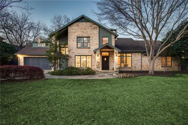 11585 E Ricks Circle, Dallas, TX 75230 (MLS #14058228) :: Robbins Real Estate Group