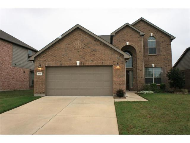 4621 Coney Island Drive, Frisco, TX 75036 (MLS #14058231) :: RE/MAX Town & Country