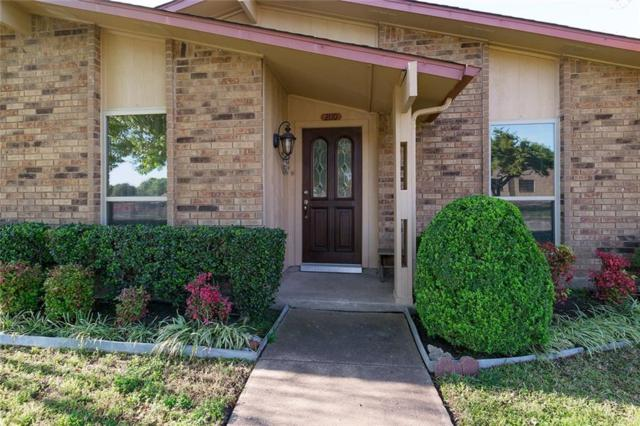 2110 E Peters Colony Road, Carrollton, TX 75007 (MLS #14058278) :: RE/MAX Town & Country