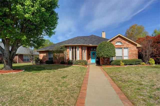 3845 Grant Parkway, Denton, TX 76208 (MLS #14058328) :: The Real Estate Station