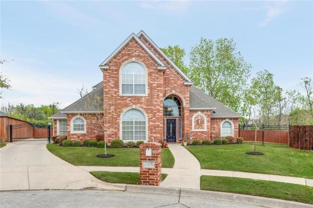5572 Greenview Court, North Richland Hills, TX 76148 (MLS #14058331) :: RE/MAX Town & Country