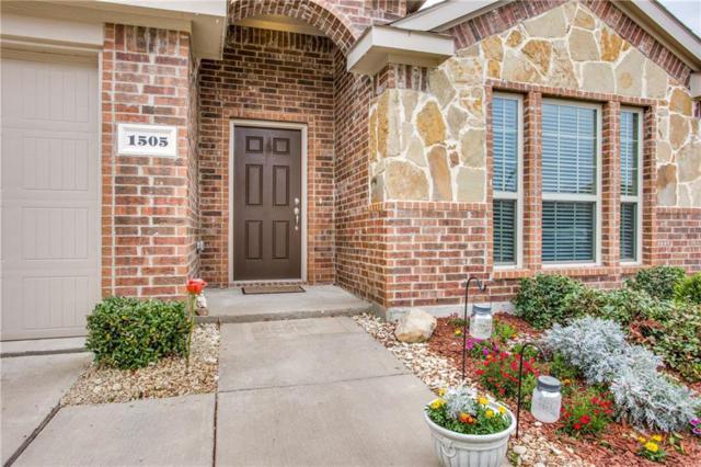 1505 Colgate Drive, Van Alstyne, TX 75495 (MLS #14058340) :: RE/MAX Town & Country