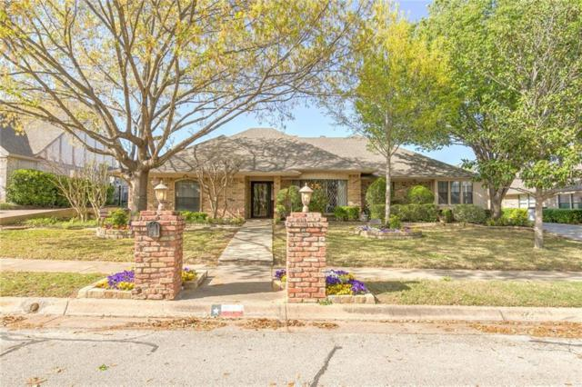 213 Pheasant Court, Bedford, TX 76021 (MLS #14058430) :: The Hornburg Real Estate Group