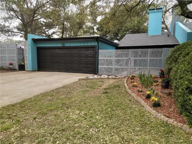 2701 N Bell Avenue, Denton, TX 76209 (MLS #14058462) :: The Heyl Group at Keller Williams
