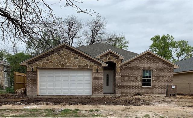 1469 E Myrtle Street, Fort Worth, TX 76104 (MLS #14058475) :: Real Estate By Design