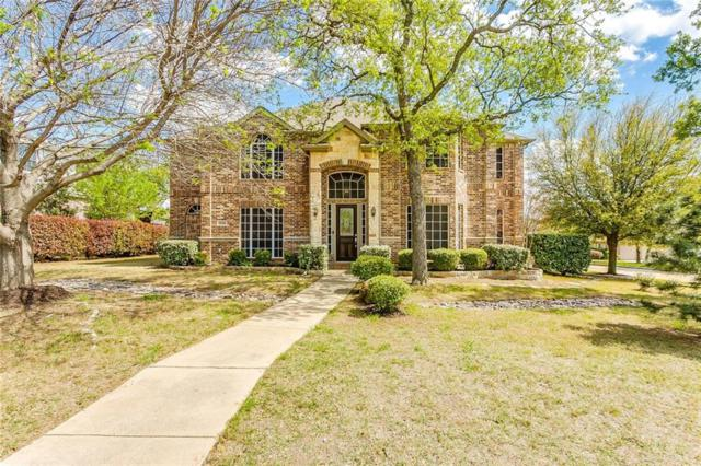 12300 Black Maple Drive, Fort Worth, TX 76244 (MLS #14058537) :: The Daniel Team