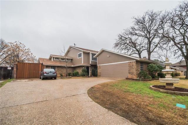 18 Oak Circle, Hickory Creek, TX 75065 (MLS #14058639) :: RE/MAX Town & Country