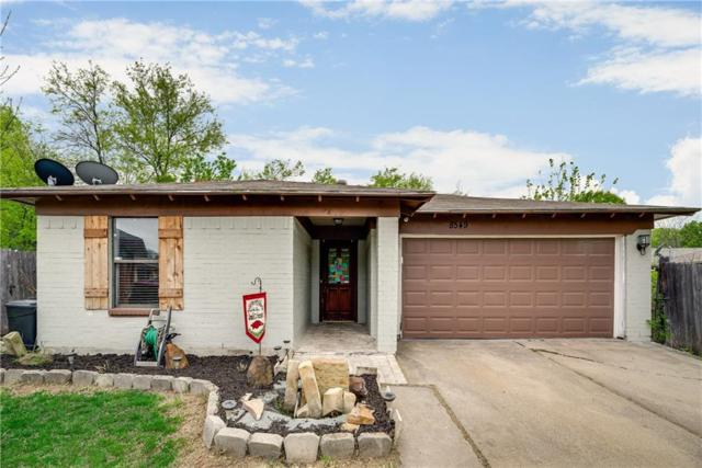 8549 James Court, White Settlement, TX 76108 (MLS #14058670) :: RE/MAX Town & Country