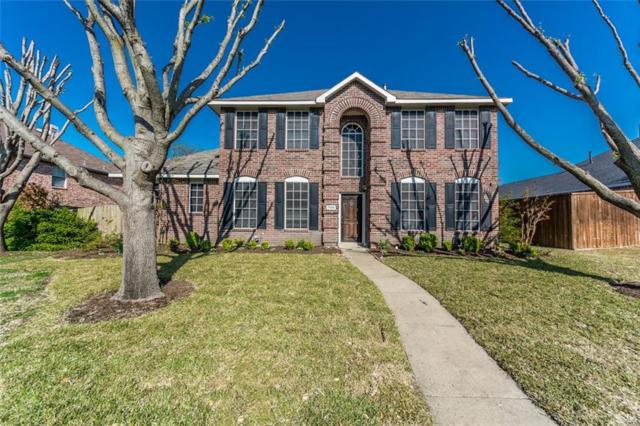 7506 Westhaven Drive, Rowlett, TX 75089 (MLS #14058693) :: RE/MAX Town & Country