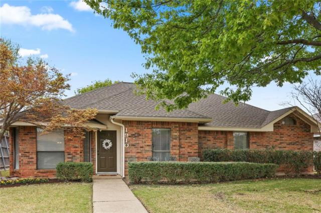 1910 Vera Cruz Drive, Carrollton, TX 75010 (MLS #14058699) :: Baldree Home Team