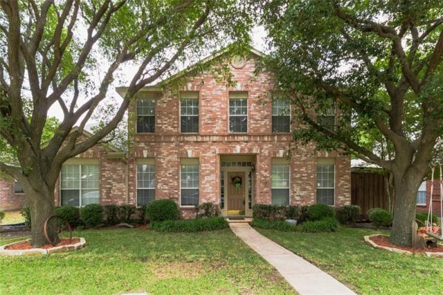 1529 Hickory Trail, Allen, TX 75002 (MLS #14058756) :: Robbins Real Estate Group