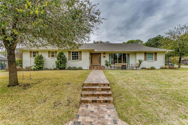 3800 Arroyo Road, Fort Worth, TX 76109 (MLS #14058810) :: RE/MAX Town & Country