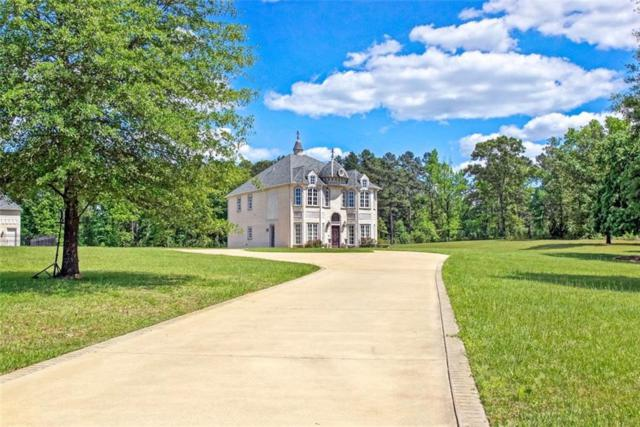 16911 Cr 122, Tyler, TX 75703 (MLS #14058861) :: North Texas Team | RE/MAX Lifestyle Property