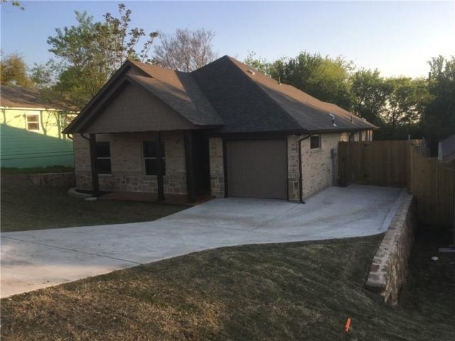 2207 23rd Street, Fort Worth, TX 76164 (MLS #14058885) :: RE/MAX Pinnacle Group REALTORS