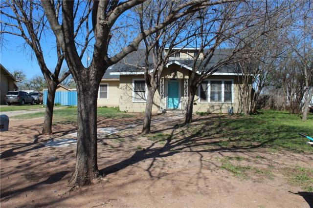 1918 Swenson Street, Abilene, TX 79603 (MLS #14058939) :: Baldree Home Team