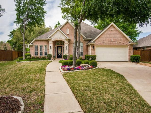 4601 Skyline Drive, Flower Mound, TX 75028 (MLS #14058958) :: The Heyl Group at Keller Williams