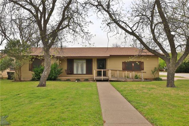 1833 Edgemont Drive, Abilene, TX 79602 (MLS #14058975) :: The Daniel Team