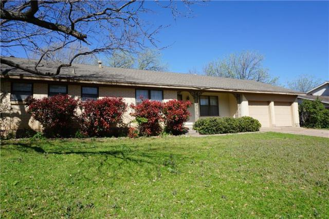 702 Gill Drive, Abilene, TX 79601 (MLS #14058992) :: RE/MAX Town & Country