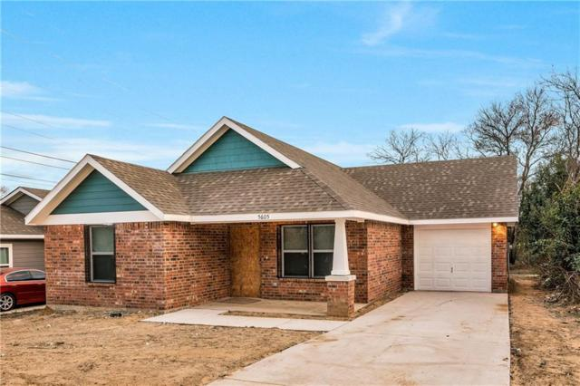 5312 Wellesley Drive, Fort Worth, TX 76107 (MLS #14059006) :: RE/MAX Town & Country
