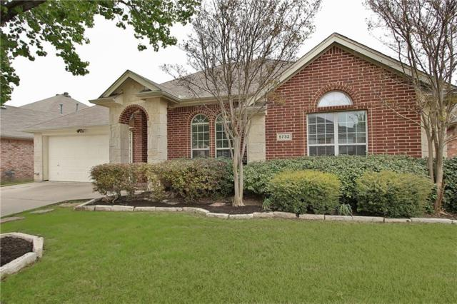 5732 Table Rock Drive, Fort Worth, TX 76131 (MLS #14059009) :: RE/MAX Town & Country