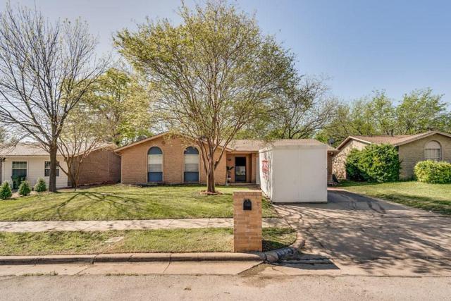 1306 Sugarmill Court, Arlington, TX 76014 (MLS #14059034) :: RE/MAX Landmark