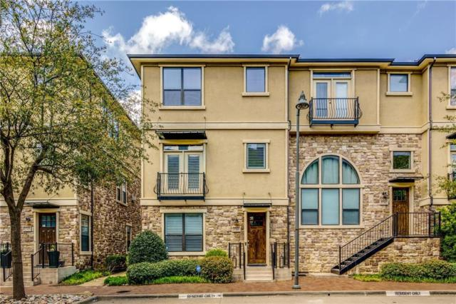 5765 Lois Lane, Plano, TX 75024 (MLS #14059046) :: The Hornburg Real Estate Group