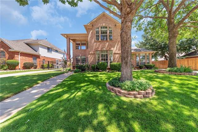 247 Bear Hollow, Keller, TX 76248 (MLS #14059070) :: RE/MAX Town & Country