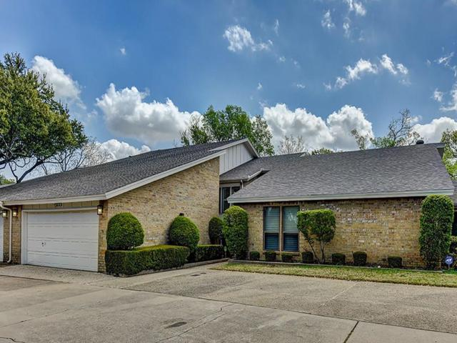 3723 Hulen Park Drive, Fort Worth, TX 76109 (MLS #14059077) :: The Hornburg Real Estate Group