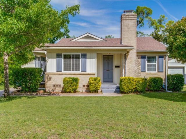 930 Avon Street, Dallas, TX 75211 (MLS #14059230) :: RE/MAX Town & Country