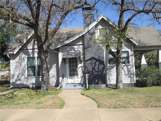 1010 W 12TH, Cisco, TX 76437 (MLS #14059249) :: RE/MAX Town & Country