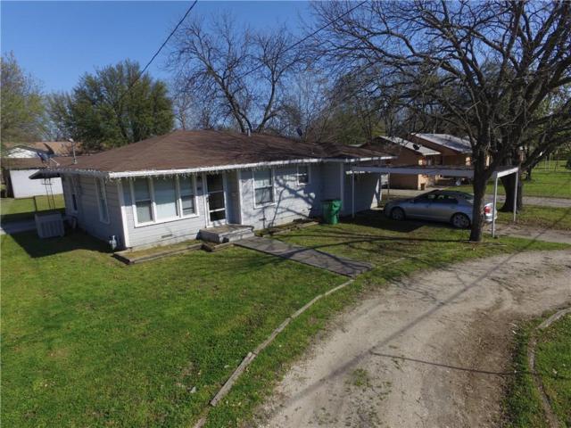 1116 N Howeth Street, Gainesville, TX 76240 (MLS #14059305) :: The Tierny Jordan Network