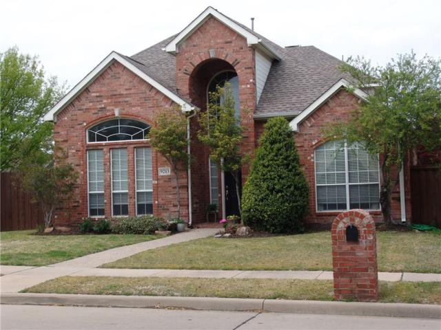 9213 Blue Water Drive, Plano, TX 75025 (MLS #14059344) :: The Heyl Group at Keller Williams