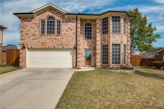 4845 Eagle Trace Drive, Fort Worth, TX 76244 (MLS #14059372) :: RE/MAX Town & Country