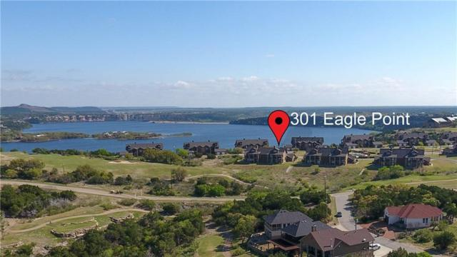 301 Eagle Point W, Possum Kingdom Lake, TX 76449 (MLS #14059394) :: RE/MAX Town & Country