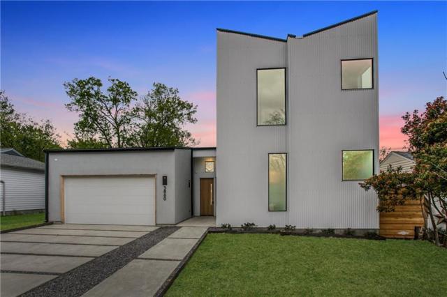 3860 Highgrove Drive, Dallas, TX 75220 (MLS #14059418) :: Van Poole Properties Group