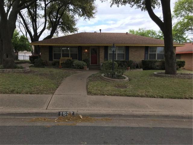 1627 Shady Glen Lane, Dallas, TX 75232 (MLS #14059423) :: Team Hodnett