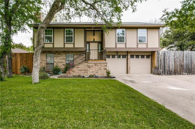 637 Heather Wood Drive, Grapevine, TX 76051 (MLS #14059441) :: RE/MAX Town & Country
