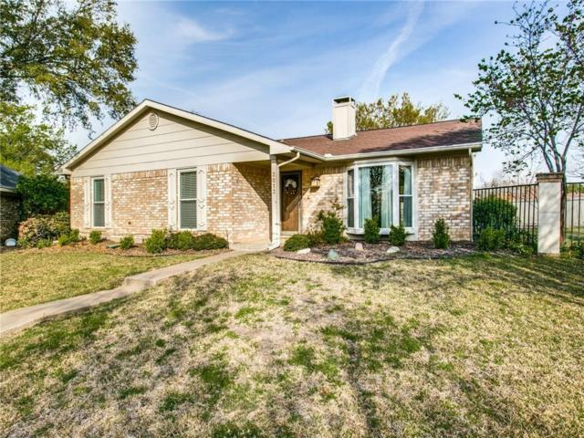 2013 Clermont Court, Carrollton, TX 75007 (MLS #14059455) :: RE/MAX Town & Country