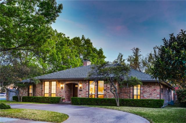 4101 Colgate Avenue, University Park, TX 75225 (MLS #14059515) :: RE/MAX Town & Country